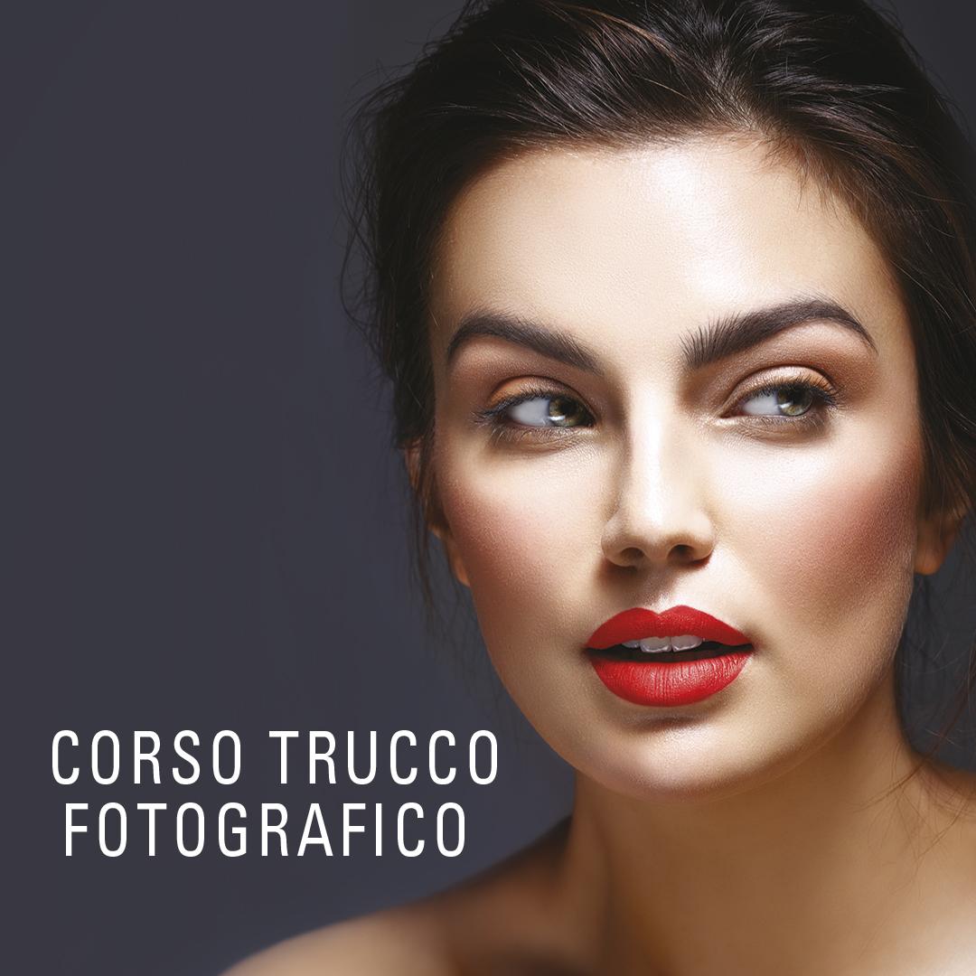 CORSO TRUCCO FOTOGRAFICO