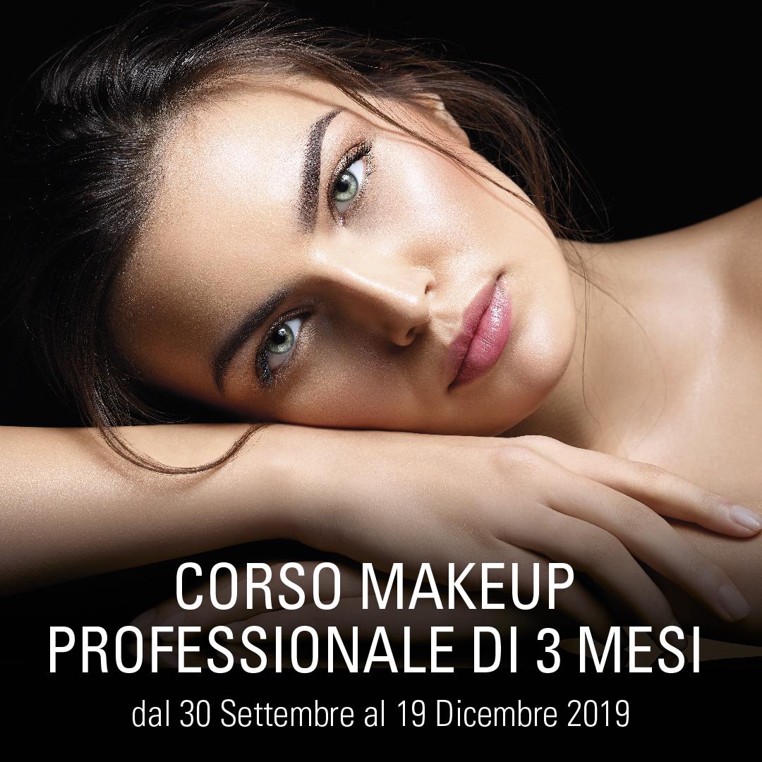 CORSO MAKEUP PROFESSIONALE DI 3 MESI